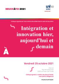 Intégration et innovation hier, aujourd'hui et demain