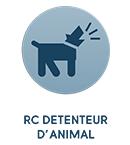 Responsabilité du détenteur d'animal