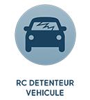 Responsabilité du détenteur de véhicule automobile