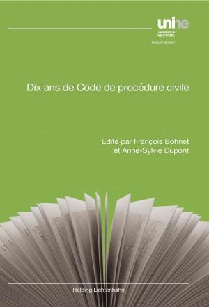 Dix ans de Code de procédure civile