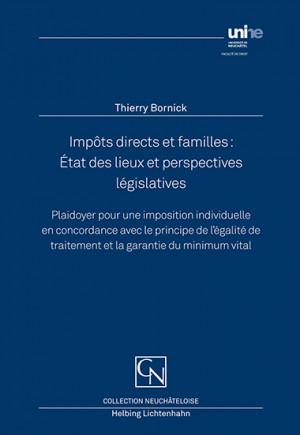 Impôts directs et familles :  État des lieux et perspectives législatives