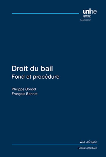 Droit du bail - Fond et procédure