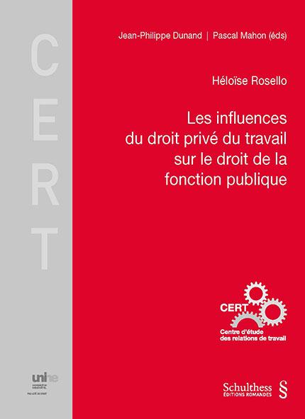 Les influences du droit privé du travail sur le droit de la fonction publique