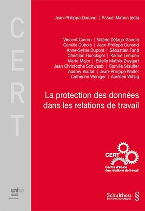 La protection  des données dans les relations de travail