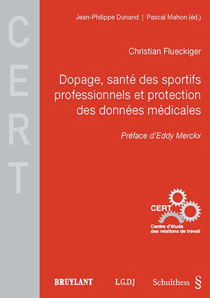 Dopage, santé des sportifs professionnels...