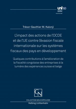 L'impact des actions de l'OCDE et de l'UE contre l'évasion fiscale internationale sur les systèmes fiscaux des pays en développement