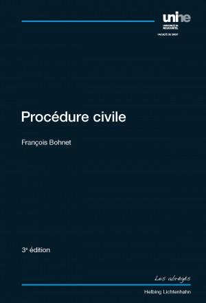 Procédure civile - 3e édition