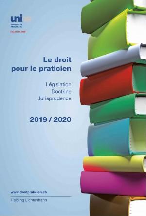 Le droit pour le praticien 2019-2020