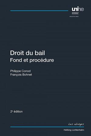 Droit du bail - 2e édition