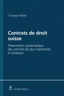 Nouveau livre en droit des contrats - Müller Christoph